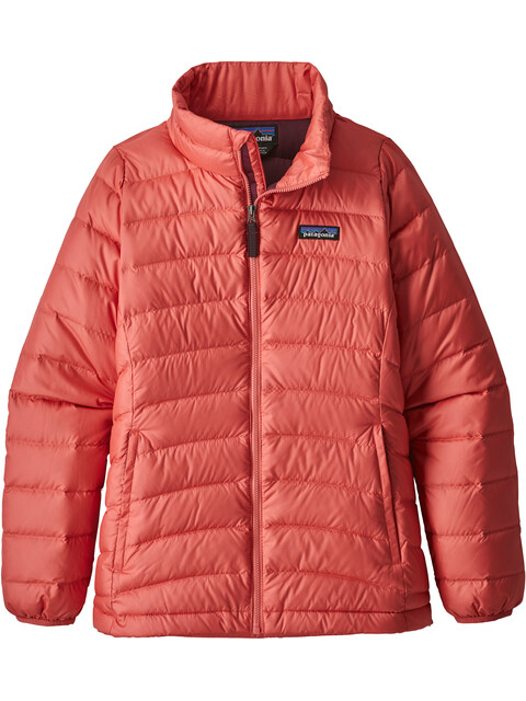 Patagonia Kids Down Sweater Spiced Coral